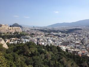 A Athens Acropolis