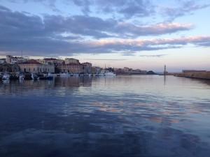 A Crete Harbor