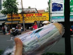 HCMC banh mi